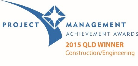 Queensland PMAA Award Winner 2015 Construction and Engineering