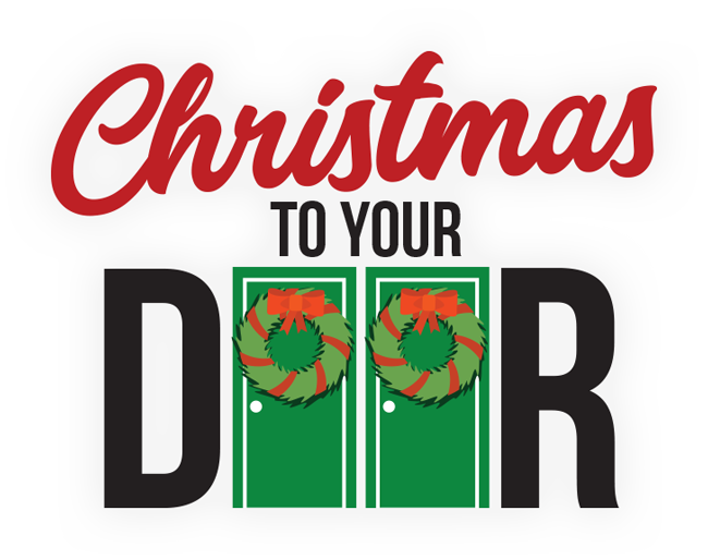 Christmas to your door