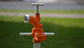 Metered Hydrant Standpipe