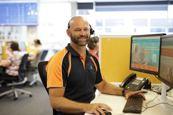 Customer Service Officer in the Contact Centre